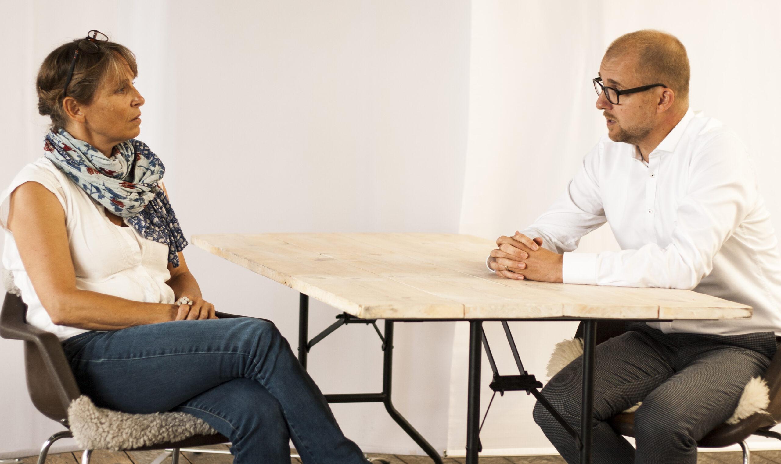 den svære samtale samtaletræning
